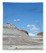 Barren  Fleece Blanket