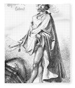 Bartholomew Columbus (c1445-c1514) Fleece Blanket