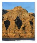 Basalt Group Layers Fleece Blanket