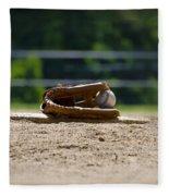 Baseball - America's Game Fleece Blanket