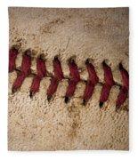 Baseball - America's Pastime Fleece Blanket