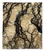 Basin Water Runoff Fleece Blanket