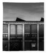 Bates Mill N5 South Fleece Blanket