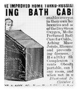 Bath Cabinet, 1897 Fleece Blanket