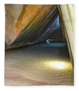 Bath Cave Fleece Blanket