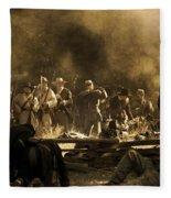 Battle's End D0426 Fleece Blanket