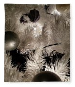Baubles Fleece Blanket