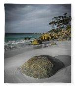 Bay Of Fires 2 Fleece Blanket