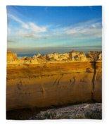Bay Of Islands #8 Fleece Blanket