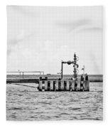Bayou Energy - Bw Fleece Blanket