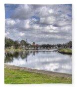 Bayou St. John Fleece Blanket