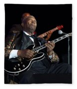 B.b. King Fleece Blanket