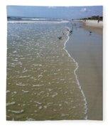 Beach Days Fleece Blanket
