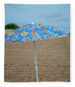 Beach Time Fleece Blanket