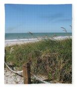 Beachaccess Fleece Blanket