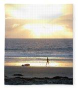 Beachcomber Encounter Fleece Blanket