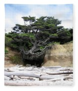 Beachtree Fleece Blanket