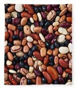 Beans Fleece Blanket