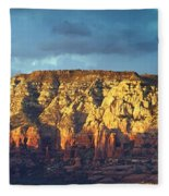 Bear Mountain Fleece Blanket