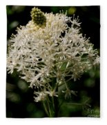 Beargrass Bloom Fleece Blanket