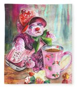 Bearnadette Fleece Blanket
