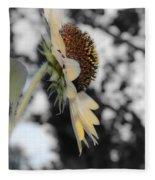 Beatiful Flower Fleece Blanket