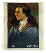 Beau Brummel  Fleece Blanket