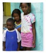 Beautiful Children Fleece Blanket