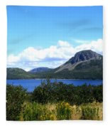 Beautiful Day Fleece Blanket