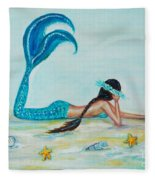 Beautiful Dreamer Fleece Blanket