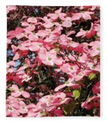 Beautiful Nature Fleece Blanket