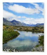 Beautiful New Zealand Fleece Blanket