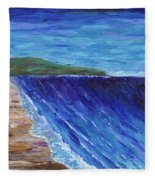 Beautiful Palos Verdes 2 Fleece Blanket