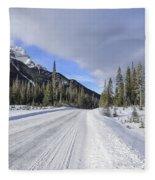 Beautiful Ride Fleece Blanket