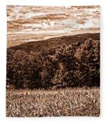 Beautiful View Fleece Blanket