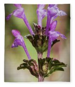 Beautiful Weed Fleece Blanket