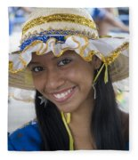 Beautiful Women Of Brazil 11 Fleece Blanket