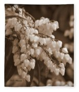 Beauty In Abundance Fleece Blanket