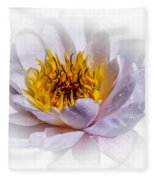 Beauty Lies Within Fleece Blanket