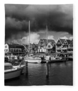 Beauty Of Holland 1 Fleece Blanket