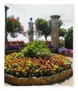 Beauty Of Ravello Italy Fleece Blanket
