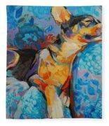 Beauty Rest Fleece Blanket