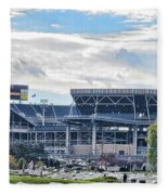 Beaver Stadium Game Day Fleece Blanket