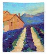 Bedoin - Provence Lavender Fleece Blanket