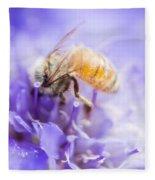 Bee Dream Fleece Blanket