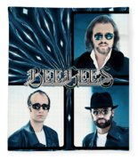 Bee Gees I Fleece Blanket