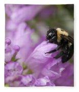 Bee Hug Fleece Blanket
