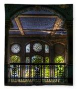 Beelitz Arches Fleece Blanket