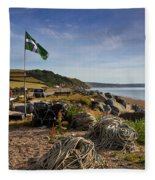 Beesands Fleece Blanket