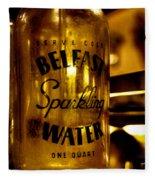 Belfast Sparkling Water Fleece Blanket